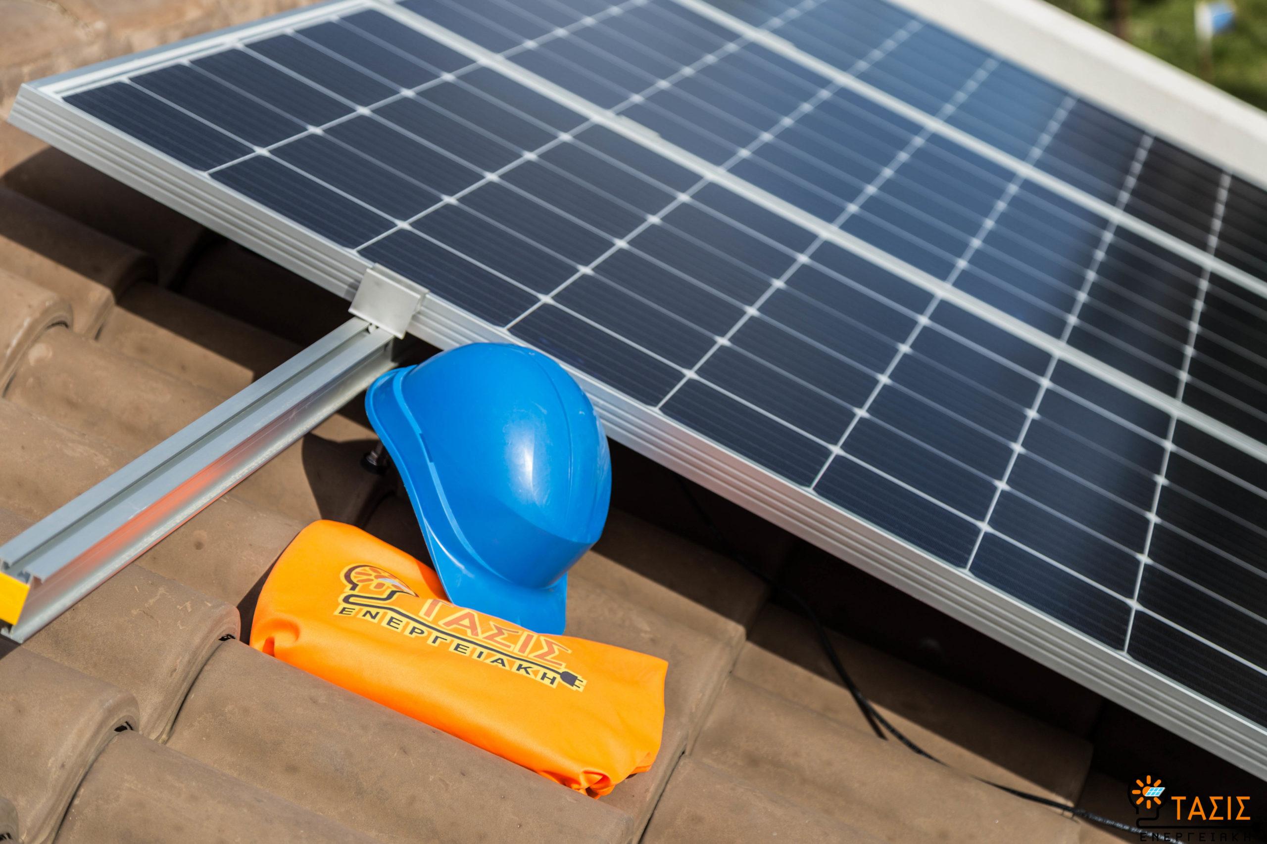 Φωτοβολταϊκό Σύστημα με Ενεργειακό Συμψηφισμό (Net Metering) στην Διώνη από την ΤΑΣΙΣ Ενεργειακή