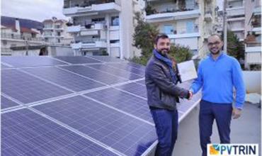Φωτοβολταϊκό Σύστημα με Ενεργειακό Συμψηφισμό (Net Metering) στη Γλυφάδα από την ΤΑΣΙΣ Ενεργειακή